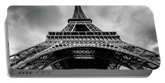 Eiffel Tower 4 Portable Battery Charger