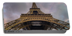 Eiffel Tower 5 Portable Battery Charger