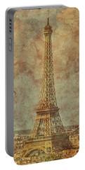 Paris, France - Eiffel Tower Portable Battery Charger