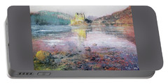 Eilean Donan Castle  Portable Battery Charger by Richard James Digance