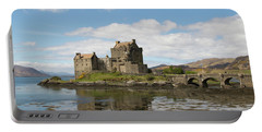 Eilean Donan Castle - Scotland Portable Battery Charger
