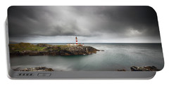 Eilean Glas Lighthouse, Scalpay Portable Battery Charger