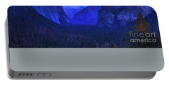 El Capitan Blue Hour Portable Battery Charger