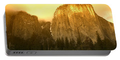 El Capitan Yosemite Valley Portable Battery Charger