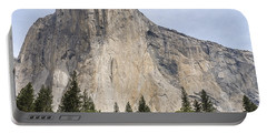 El Capitan Yosemite Valley Yosemite National Park Portable Battery Charger