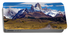 El Chalten 0001 Portable Battery Charger