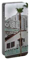 El Cortez Hotel Las Vegas Portable Battery Charger