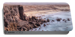 El Cotillo - Fuerteventura Portable Battery Charger by Joana Kruse