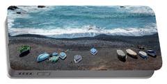 El Golfo Portable Battery Charger by Delphimages Photo Creations