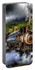 Elbe Steam Engine #17 Hdr Portable Battery Charger
