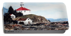 Eldred Rock Lighthouse Portable Battery Charger