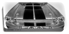 Eleanor Ford Mustang Portable Battery Charger by Peter Piatt
