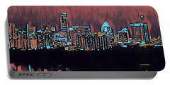 Electric Austin At Dusk Portable Battery Charger