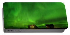 Electric Green Skies Portable Battery Charger