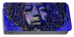 Electrifying Hendrix Portable Battery Charger