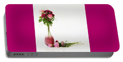Portable Battery Charger featuring the photograph Elegance by Wendy Wilton