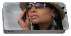 Elegant Beach Fashion Portable Battery Charger