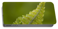 Elegant Fern. Portable Battery Charger