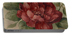 Elegant Rose Portable Battery Charger
