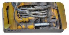 Element Mashin Portable Battery Charger by Yury Bashkin