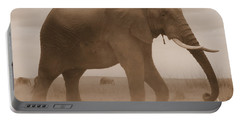 Elephant Dust Portable Battery Charger