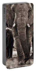 Elephant Family Time Portable Battery Charger