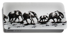 Elephant Fun Portable Battery Charger