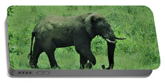 Elephant Walks Portable Battery Charger