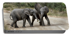 Elephants Childs Play Portable Battery Charger