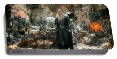 Elf King Thranduil  Portable Battery Charger