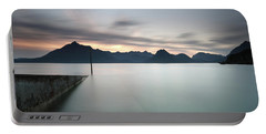 Elgol At Sunset Portable Battery Charger