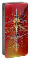 Elijah's Whirl Wind  Portable Battery Charger
