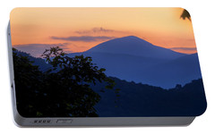 Portable Battery Charger featuring the photograph Elk Knob II by Tom Singleton