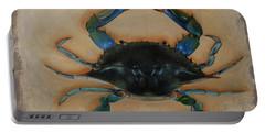 Ellen's Crab Portable Battery Charger