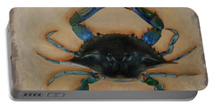 Ellen's Crab Portable Battery Charger