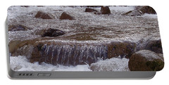 Ellenville Waterfall Portable Battery Charger