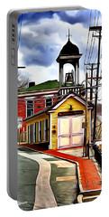 Ellicott City Fire Museum Portable Battery Charger
