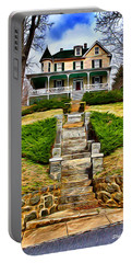 Ellicott City House Portable Battery Charger