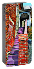 Ellicott City Steps Portable Battery Charger