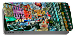 Ellicott City Street Portable Battery Charger
