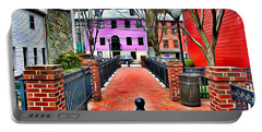 Ellicott City Walkway Portable Battery Charger