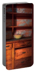 Ellis Island Cabinet Portable Battery Charger
