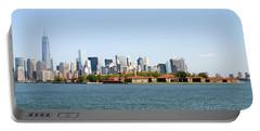 Ellis Island New York City Portable Battery Charger