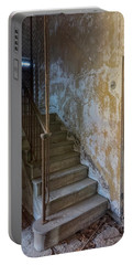 Ellis Island Stairs Portable Battery Charger