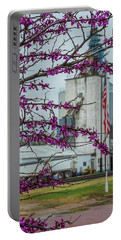 Portable Battery Charger featuring the photograph Ellsworth Blooms by Darren White
