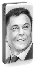 Elon Musk Portable Battery Charger