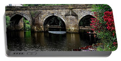 Elvet Bridge Durham City Uk Portable Battery Charger