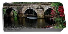 Elvet Bridge Durham City Uk Portable Battery Charger