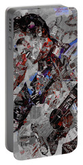 Elvis Presley Collage Portable Battery Charger by Gull G