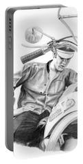 Elvis Presley Portable Battery Charger
